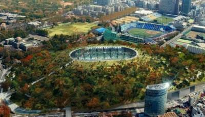 新国立競技場デザイン