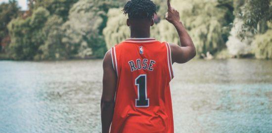 NBAグッズ購入