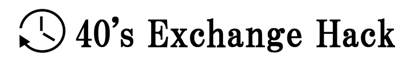 40's Exchange Hack